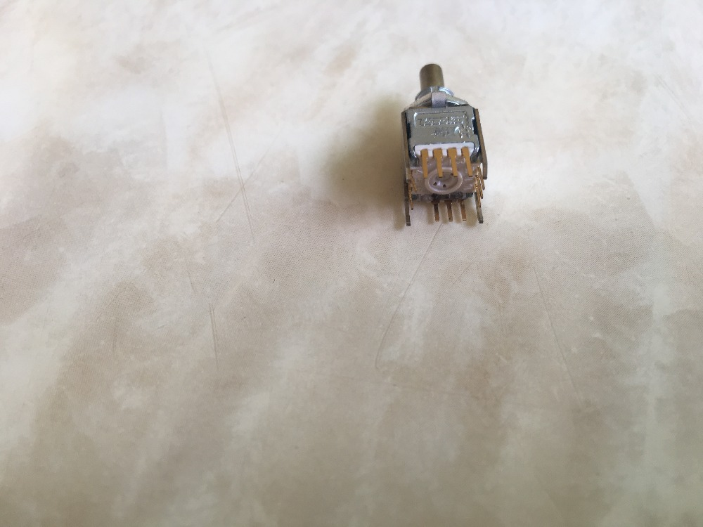 binary MR8 series Rotary band switch MR8A MR8C 5 or 13 feet 4 or 6 positions original Japan HC115 HC121 magnification