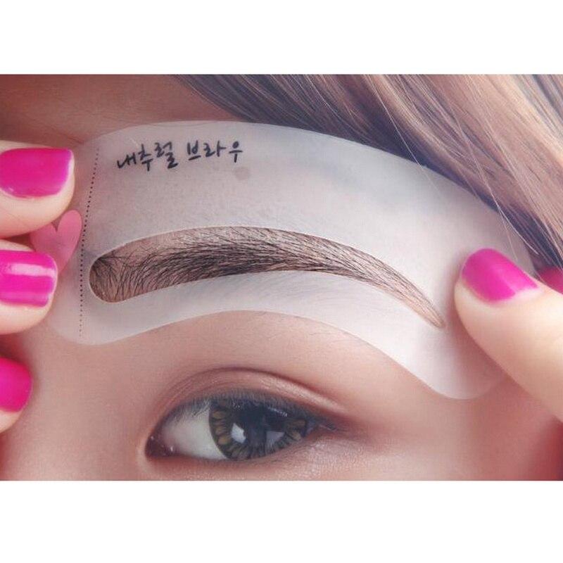 24 design hot reusable eyebrow class end 4202019 515 pm image result for eyebrow guide maxwellsz