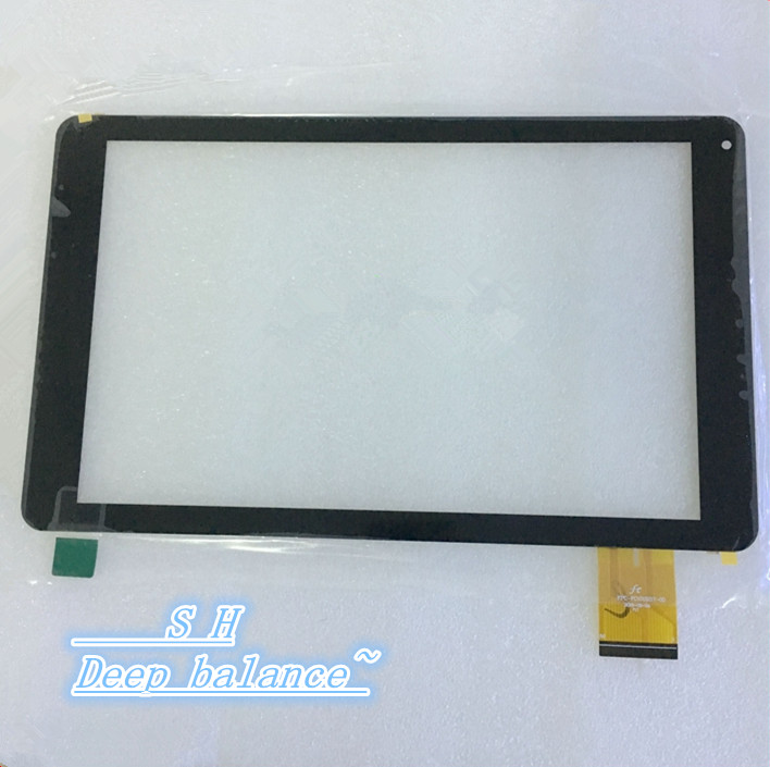 Brand New 10.1 Inch FPC-FC101S217-00 Original Flat Panel Touch Screen Capacitance Screen Handwritten Touch Screen