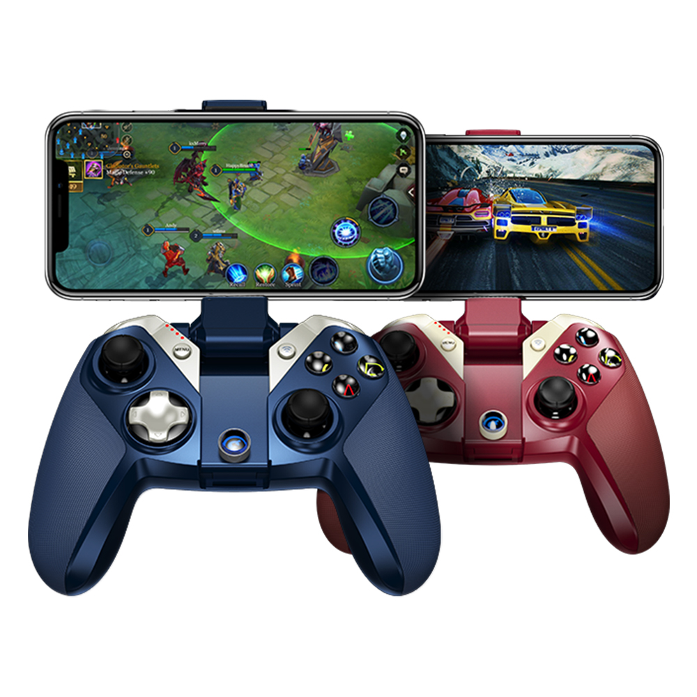 GameSir M2 MFi Certifié Portable Manette Console Portable Certifié Rapide Sans Fil Bluetooth Pour iOS iPhone, Mac
