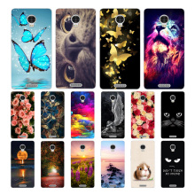 Case For BQS 6050 Soft silicone TPU Cases 6.0 Silicone Cover Coque Cute animal print shell