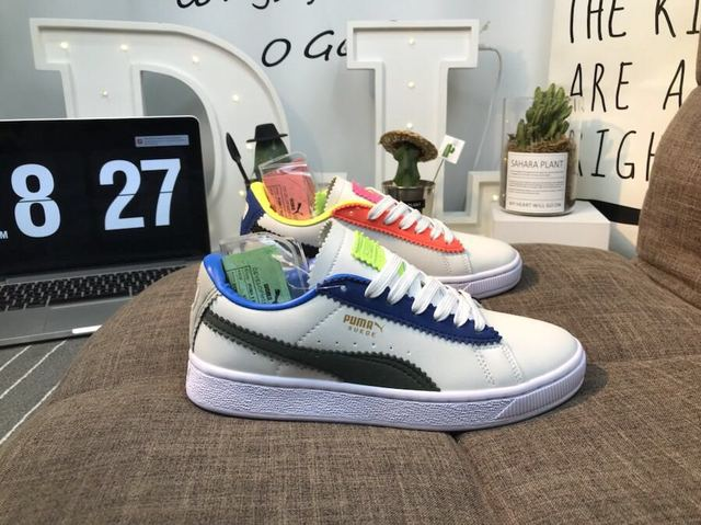 6e75cca3b142 PUMA new PUMA shoes for the Yin and Yang MEN WOMEN shoes MenS and Womens  Canvas shoes Badminton shoes Size 36-44