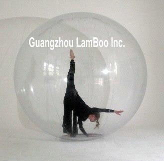 2,5 м надувной прозрачный шар для танцев/хороший для сцены