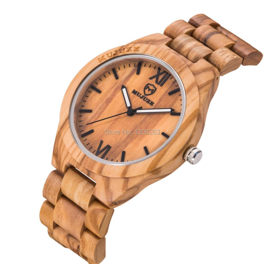 Simulation Wooden Watch Relojes Men Watches Casual Vintage Retro Stylish Wood Wristwatch Men Black Wood Watch Relogio Masculino wood watch men vintage square quartz business wristwatch wooden band relojes hombre 2017 bamboo watches male relogio masculino