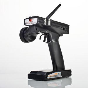 Image 5 - Flysky FS GT3B 2.4G 3CH รีโมทคอนโทรลรุ่น LCD เครื่องส่งสัญญาณและตัวรับสัญญาณสำหรับ RC Car