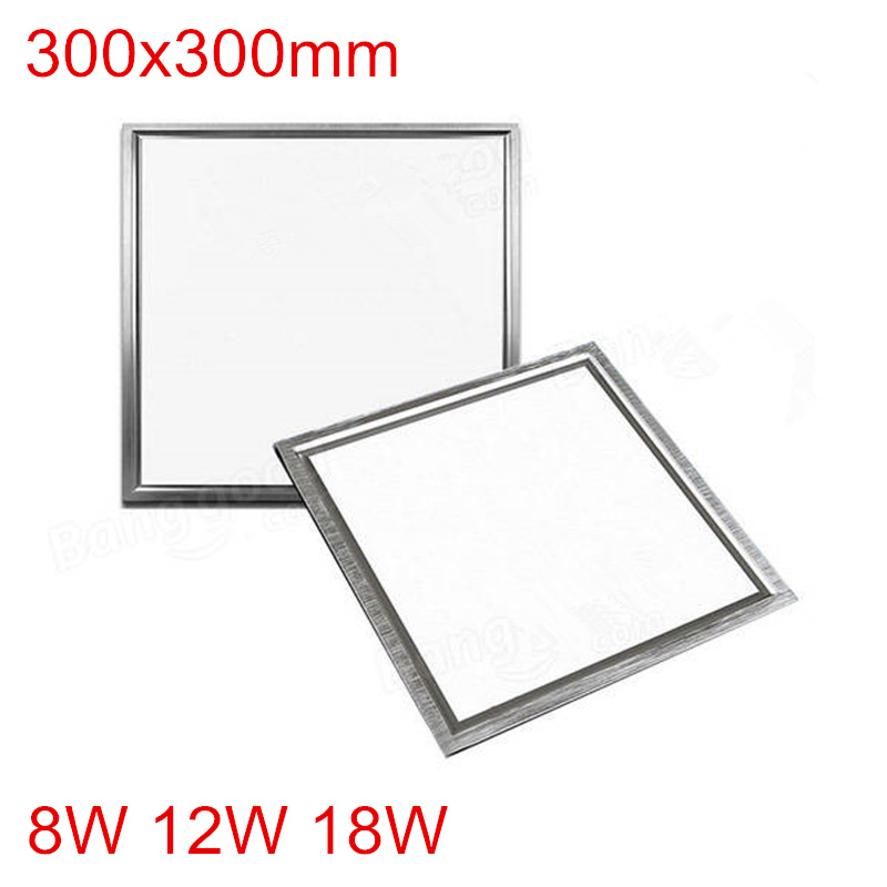 LED panel light square 300x300mm 8W 12W 18W high bright led indoor ceiling lamp Light Round Ultra thin LED downlight +led driverLED panel light square 300x300mm 8W 12W 18W high bright led indoor ceiling lamp Light Round Ultra thin LED downlight +led driver