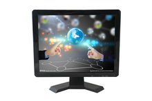 1024*768 USB  interface 15 inch  lcd touch monitor with USB/VGA/HDMI/AV/BNC