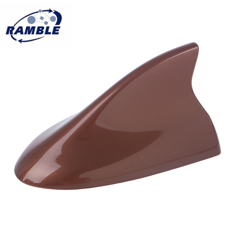 Ramble For Nissan Kicks Pathfinder Aerial Shark Fin Antenna Radio Car Roof Aerial FM AM Car Accessories Oto Anten Antena Tiburon цена
