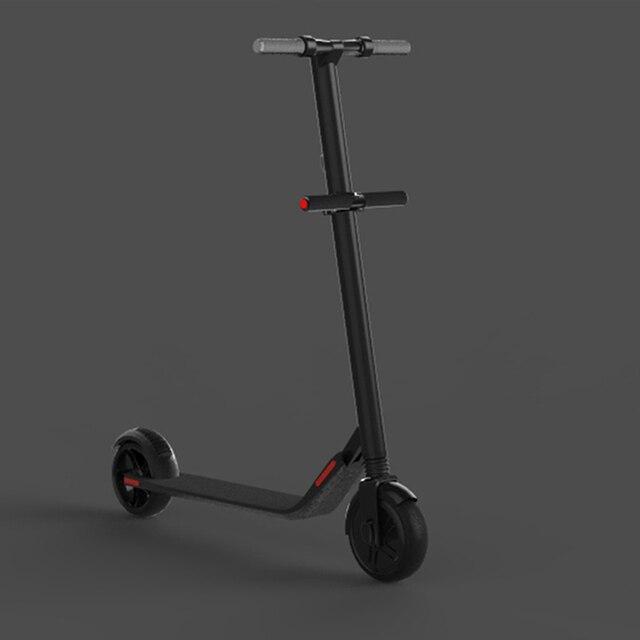 Регулируемый световой Xiaomi Ninebot Es1 Es2 Es4 электрический скутер детские ручки ребенка сумки бар держатель с предохранителем и универсальным питанием-от источника переменного или Предупреждение свет