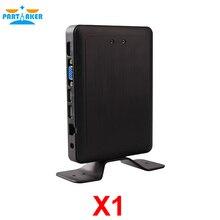 X1 тонкий клиент Мини-ПК рабочей станции Мини-ПК со всеми победитель A20 dual-core 1.2 ГГц Процессор Linux Окна поддержка