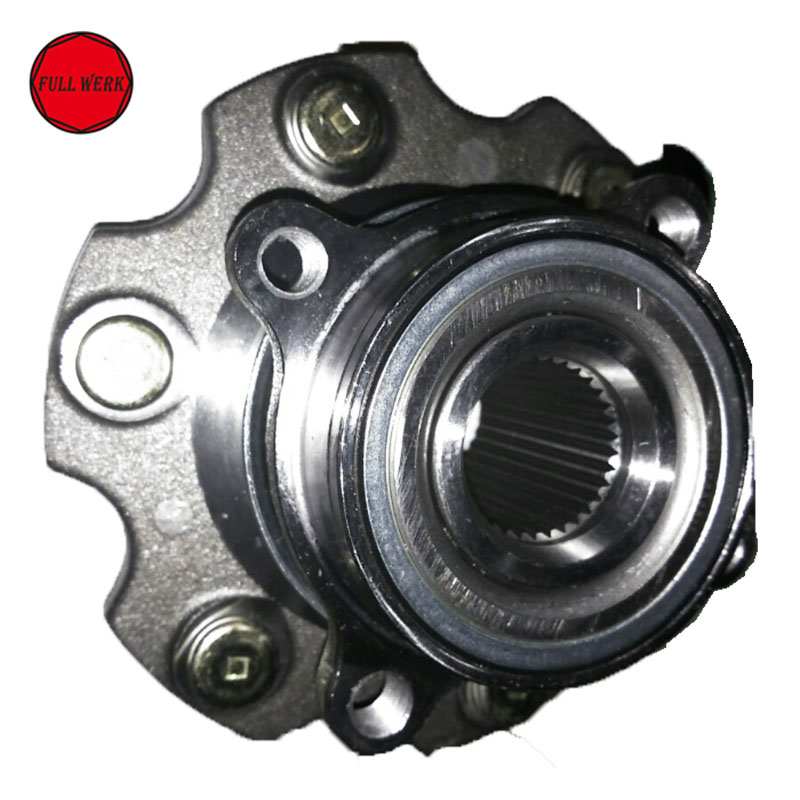 1PC Front Wheel Bearing Hub OEM Part No MR418493 for Mitsubishi Pajero V55