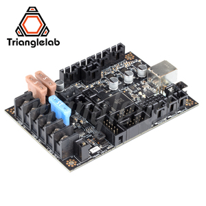 Image 2 - trianglelab Einsy Rambo 1.1b Mainboard For Prusa i3 MK3 MK3S 3D printer TMC2130 Stepper Drivers 4 Mosfet Switched Outputs