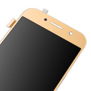 Image 4 - 100% اختبار LCD لسامسونج غالاكسي A5 2017 A520 A520F SM A520F شاشة تعمل باللمس محول الأرقام استبدال أجزاء أدوات مجانية