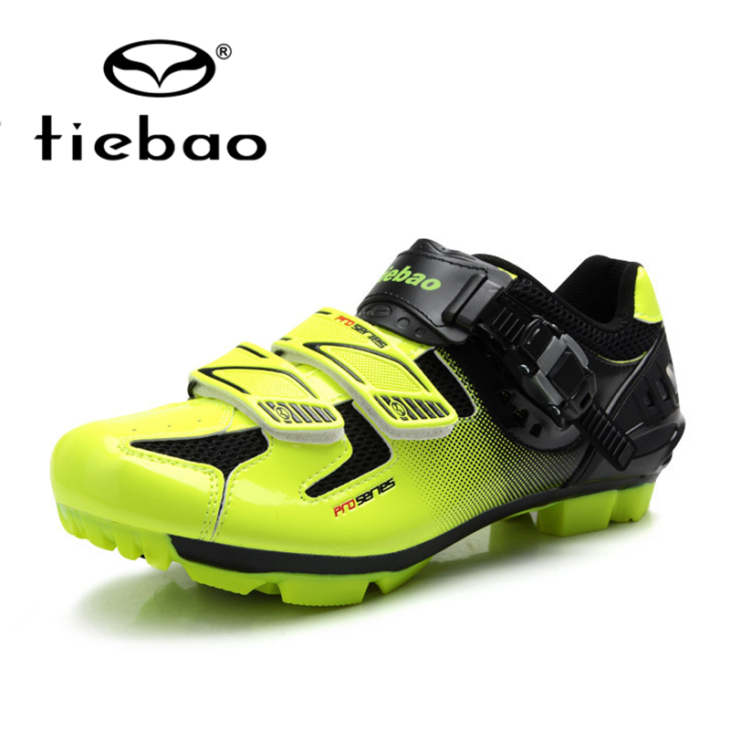 Tiebao Outdoor sports Professional Cycling Shoes Mountain Biking Shoes MAGIC TAPE Deductions Bicycle Lock Mountain Bike Shoes outdoor sports cycling mask bike riding variety turban magic bicycle designal scarf women scarves