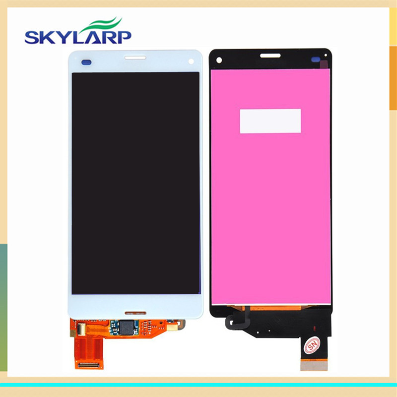 Подробнее о For Sony Xperia Z3 Mini Compact D5803 D5833 LCD Display touch screen with digitizer glass Assembly 10pcs free dhl black white lcd display touch screen digitizer assembly with frame for sony xperia z3 mini compact d5803 d5833
