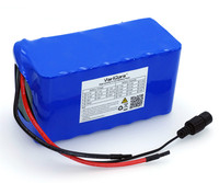 VariCore 24V 6 Ah 7S3P 18650 Battery 29.4 v 6000mAh 250W BMS Protection Electric Bicycle Moped /Electric/Li ion Battery Pack