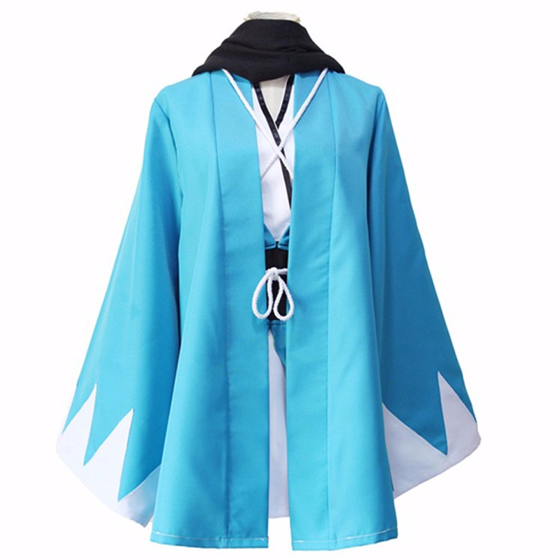 Anime Fate Grand Order Okita Souji Sakura Saber Cosplay Costume Fate GO Full Set Kimono Haori Halloween Party Uniform