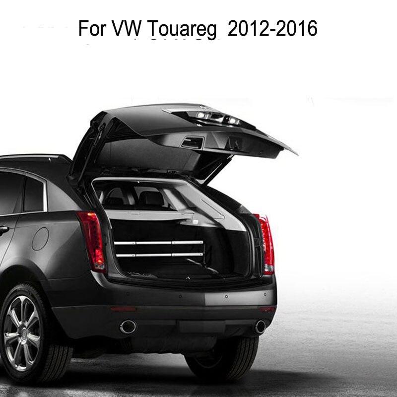 Auto Électrique Queue Porte pour VW Touareg 2012 2013 2014 2015 2016 télécommande Voiture hayon