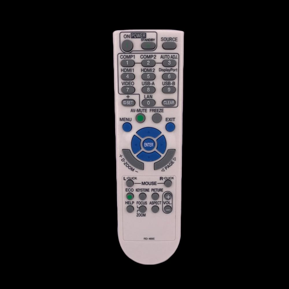 New Original For NEC RD 469E Projector Remote Control RMT