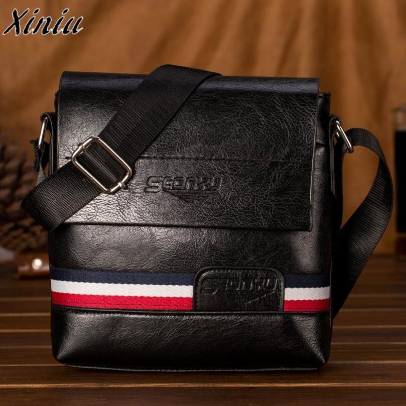 DemüTigen Vintage Männer Fashion Business Handtasche Mit Doppeltem Verwendungszweck Handtasche Und Schultertasche Tote Flap Bag Brusttasche Männlichen Tasche Hohe Qualität Kupplung