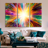 Diamond Embroidery 5D DIY Diamond Painting Fantasy Art Abstract 3PCS Diamond Painting Cross Stitch Rhinestone Mosaic