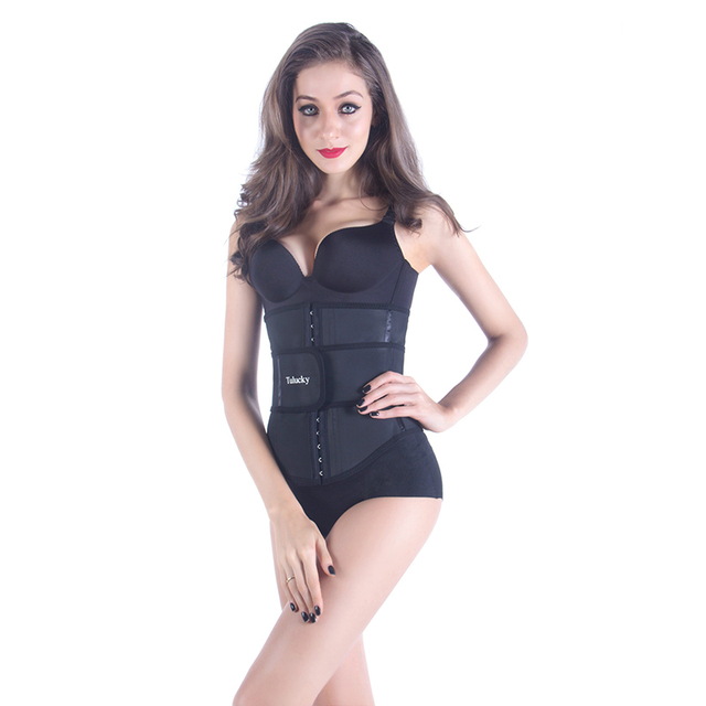 2282346a49e 2017 Natural Rubber Latex Waist Body Sculpting Sexy Corsets Bustiers Waist  Cincher Corset Tops Slimming Shapewear L0001