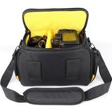 DSLR Камера сумка Фото чехол для Fujifilm X-T20 Olympus EM-10 Makr ii Panasonic lumix GH5 GX80 Pentax K5 II sony alpha Canon Камера