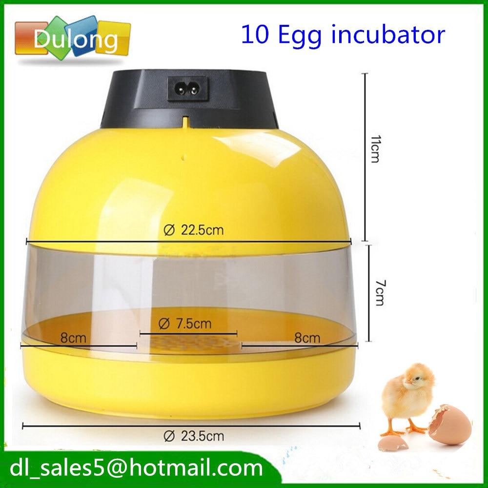 10 Eggs Incubator Egg  China Poultry Chicken Goose Duck Bird Egg Hatcher Chicken Incubator Machine 60 eggs incubator new design jn5 60 mini egg incubator poultry hatcher egg chicken quail duck incubator