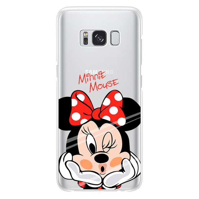 iphone x coque minnie