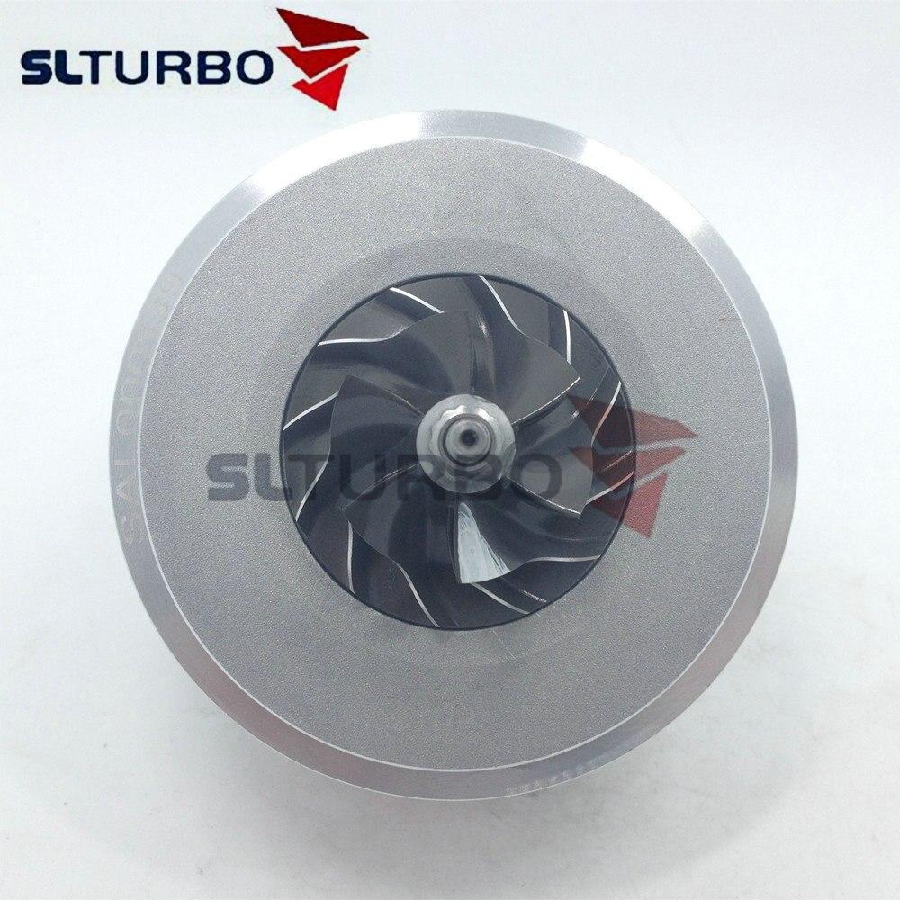 Garrett GT1749V turbo cartouche équilibré 724930 pour Audi A3 2.0 TDI 103Kw 140HP BKD AZV 716860 noyau de turbine 03G253010JX nouveau CHRA