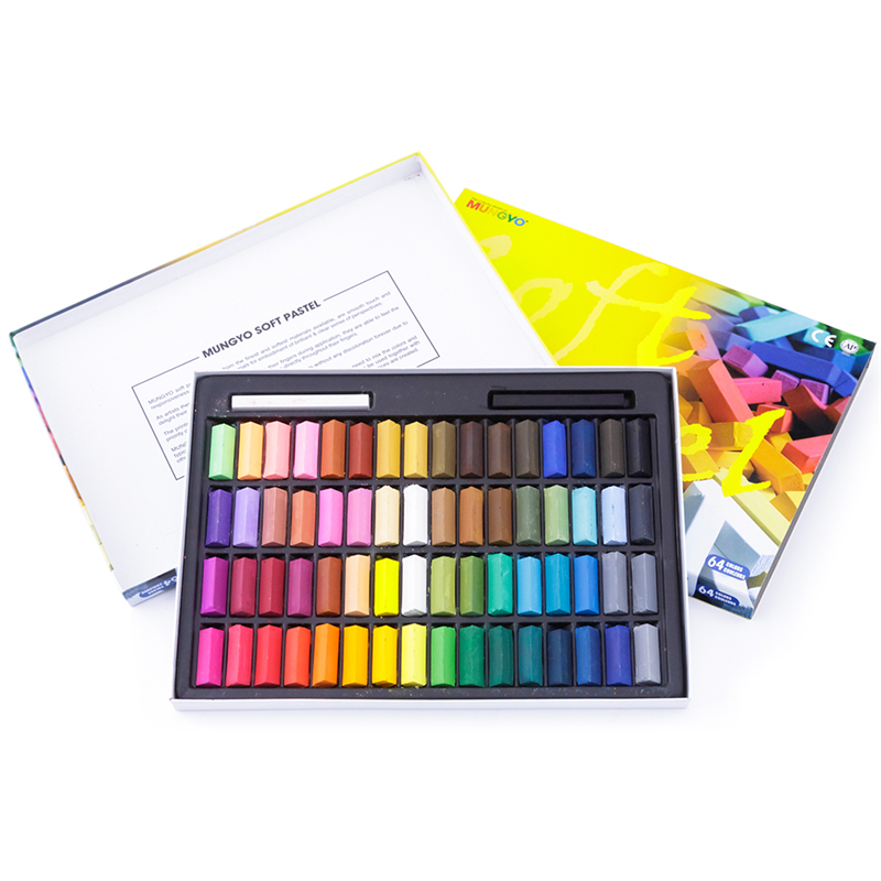 64 colors Soft Oil Pastels Drawing Painting Art for Supplies for Student Artist Children Painting Set