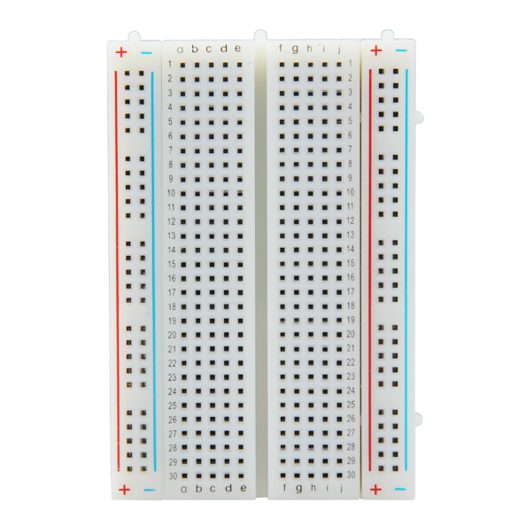 400 Tie Point Interlocking Solderless Breadboard For ATMEGA PIC For Arduino UNO