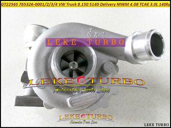 GT2256S 765326-0001 765326-5002 S 765326 Turbo турбонагнетатель для Volkswagen VW грузовик 8,150 5140 доставки 08 для MWM 4,08 TCAE 3.0L >> LEKE  TURBO  Turbocharger Store