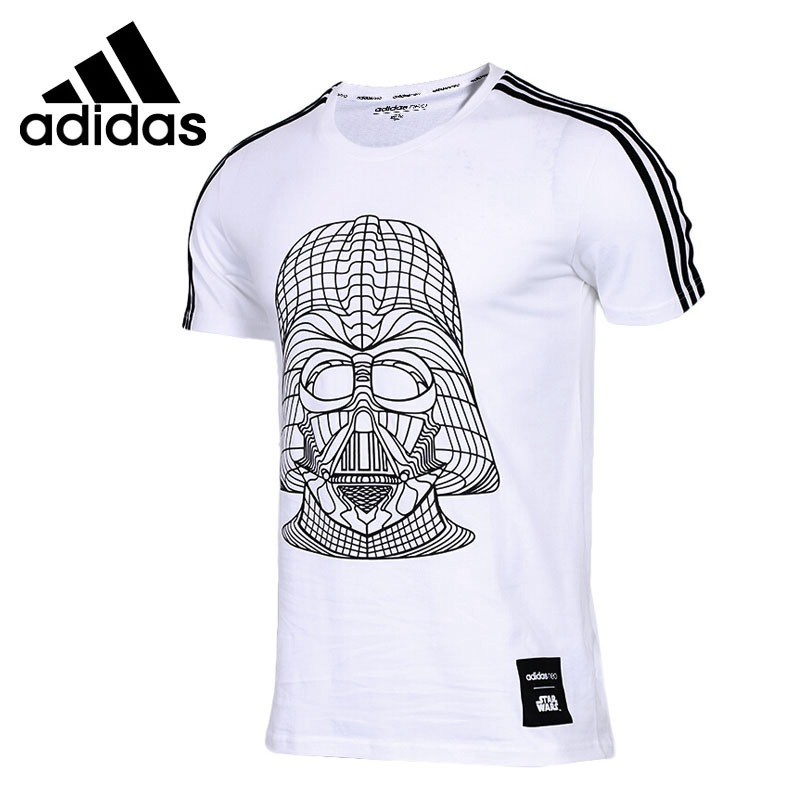 Original New Arrival  Adidas NEO Label SW TEE 5 Men's T-shirts short sleeve Sportswear