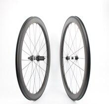 Бескамерные Farsports FSC50-CM-25 DT350 концентратор без наружной спицы отверстие 50 углеродное колесо, Дорога 700c велосипед бескамерная покрышка обод колесная