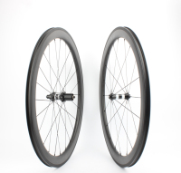 Tubeless Farsports FSC50 CM 25 DT350 hub no outer spoke hole 50 carbon wheel,road 700c bike tubeless clincher rim wheelset