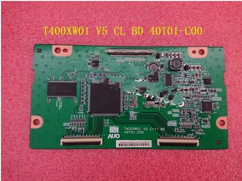 Original New T-con T400XW01 V5 CL BD 40T01-C00