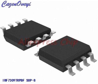 1 шт. /партия IRF7309TRPBF SOP-8 IRF7309TR IRF7309 F7309 MOSFET 30 В DUAL N/P CH 20 в VGS MAX новый оригинальный в наличии
