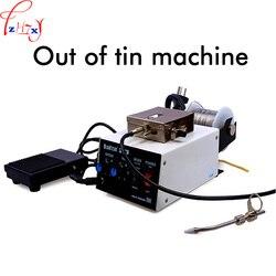 W pełni automatyczny automat cyny automatyczna maszyna do drutu cynowego drut lutowniczy podajnik nadaje się do lutownicy i stołu spawalniczego 220V 1PC w Stacje lutownicze od Narzędzia na