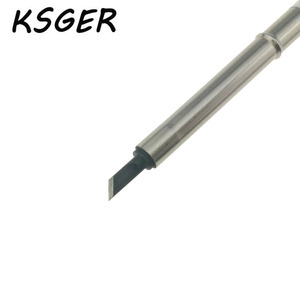 Image 3 - KSGER Black XA Grade Lead Free T12 K T12 ILS T12 J02 KU BC2 D16 D24 BL Electric Soldering Iron Tips For FX951 Soldering Station