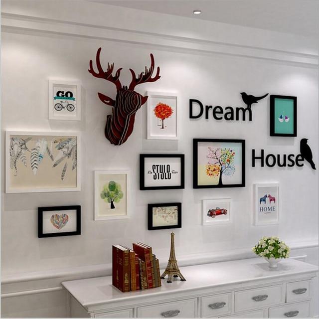 Fashionable Jane European Decorative Photo Wall Frames Home Ornament ...