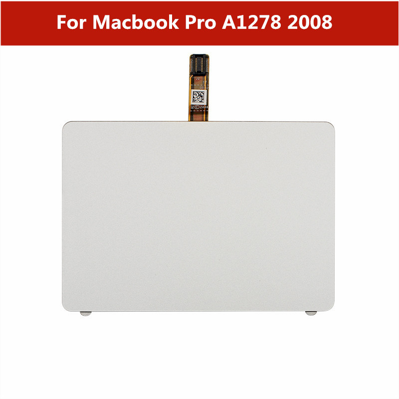 Netcosy A1278 2008 New Sliver Trackpad Touchpad Touch Panel Replacement parts For Macbook A1278 2008 Laptop