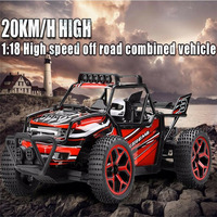 High Quality RC Car 2 4Ghz 1 18 Scale 4WD Highspeed Racing Car 4 Wheel Drive