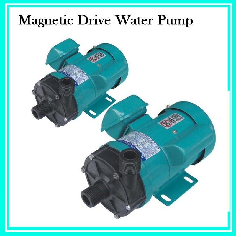 MP-30R Plastic Non-leakage Magnetic Drive Pump Acid Resistance Magnetic Pump Mini 220V Clean Water Pump цена и фото