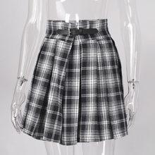 dd2cc948a Promoción de Pattern Pleated Skirt - Compra Pattern Pleated Skirt ...