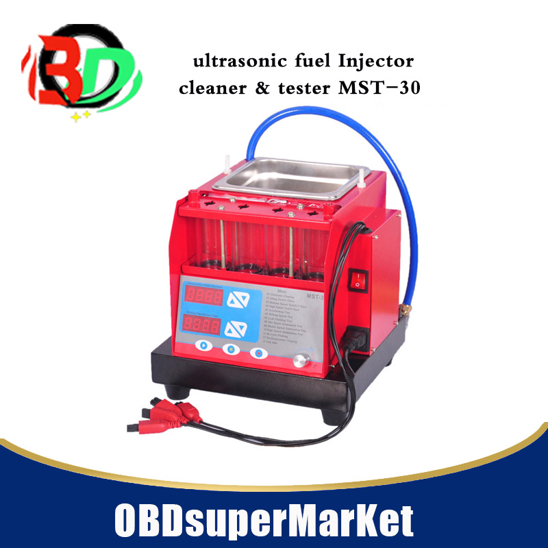 Original Master Auto Ultrasonic Cleaning Machine Fuel Injector Tester And Cleaner Mst-30 Four 4 Cylinder Fast Shipping An Indispensable Sovereign Remedy For Home Back To Search Resultshome