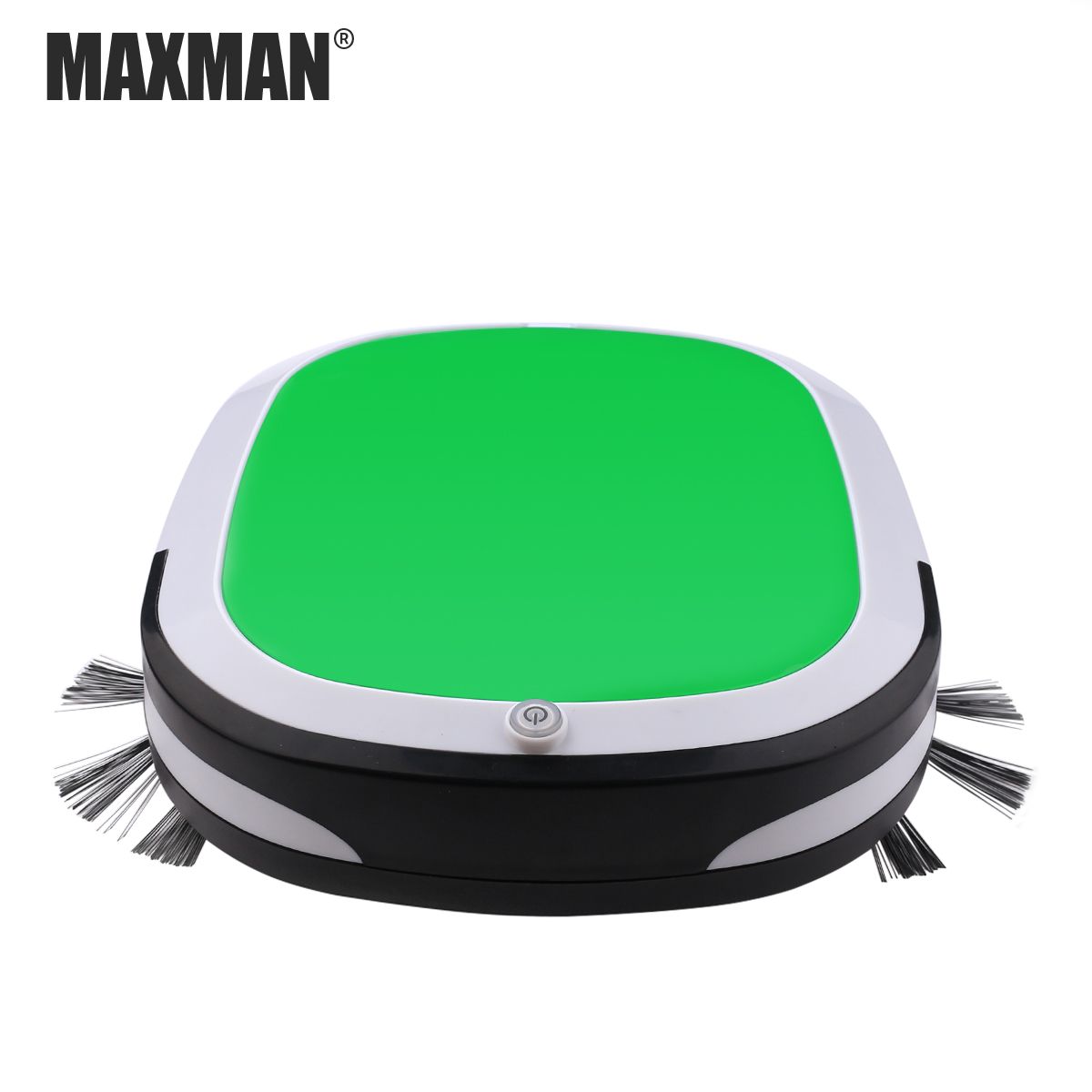 Здесь продается  MAXMAN Robot Vacuum Cleaner Cyclic Charging 300Pa Suction for Home Sweeping Dust Mopping for Wood Floor Robot Vacuum  Инструменты