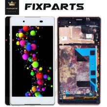 E6553 LCD Voor Sony Xperia Z3 + Z3 Plus Z4 E6553 E6533 E5663 LCD Display Digitizer Touch Screen Voor SONY e6533 Xperia z3 e6553 LCD(China)