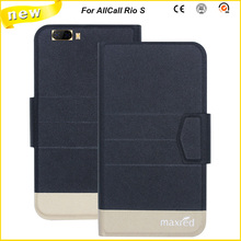 Original! AllCall Rio S Case 5 Colors High Quality Flip Ultra-thin Luxury Leather Protective For