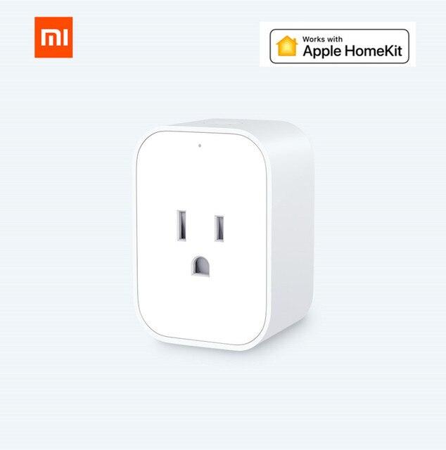 "(International Verison ) Original xiaomi mijia aqara smart socket work with For apple "" siri ""homekit ,amazon alexa ,google home"